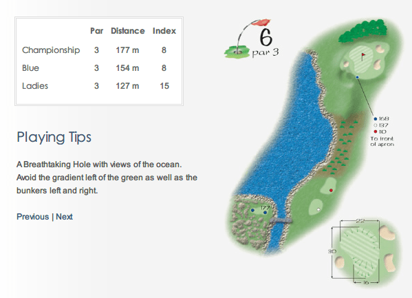 Where in the World Is this Amazing Course?