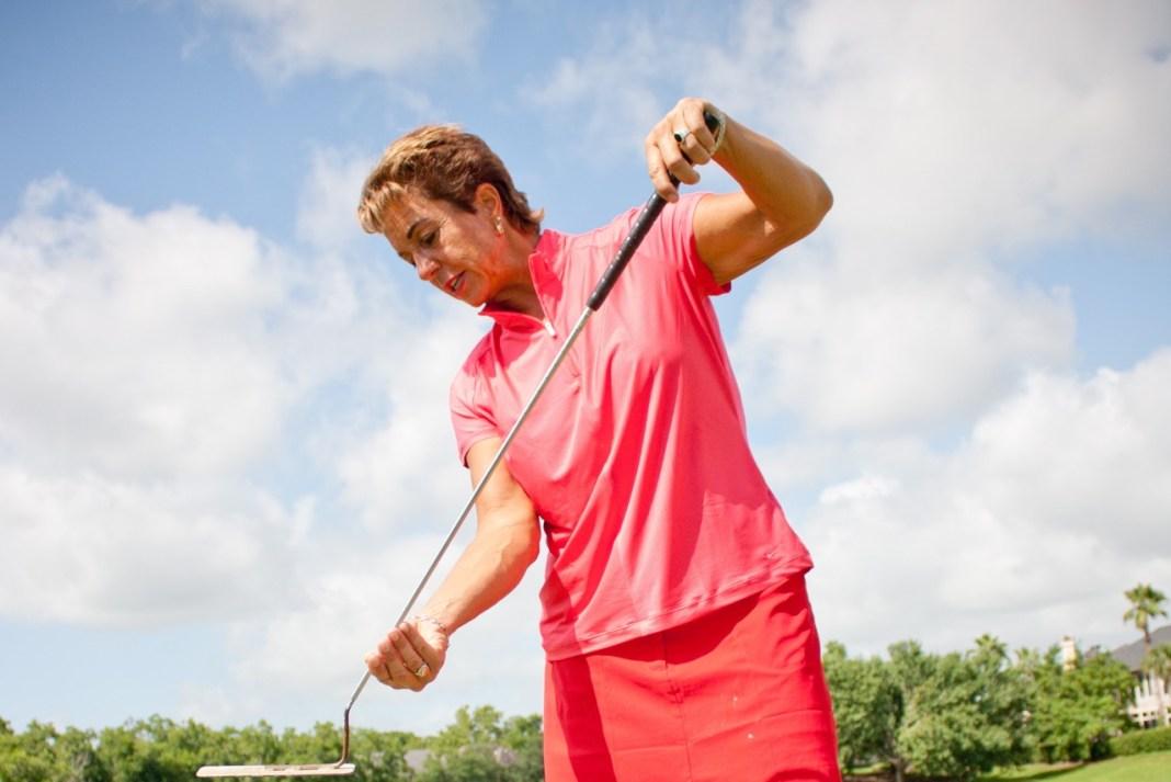 Deb Vangellow How to Buy New Golf Clubs