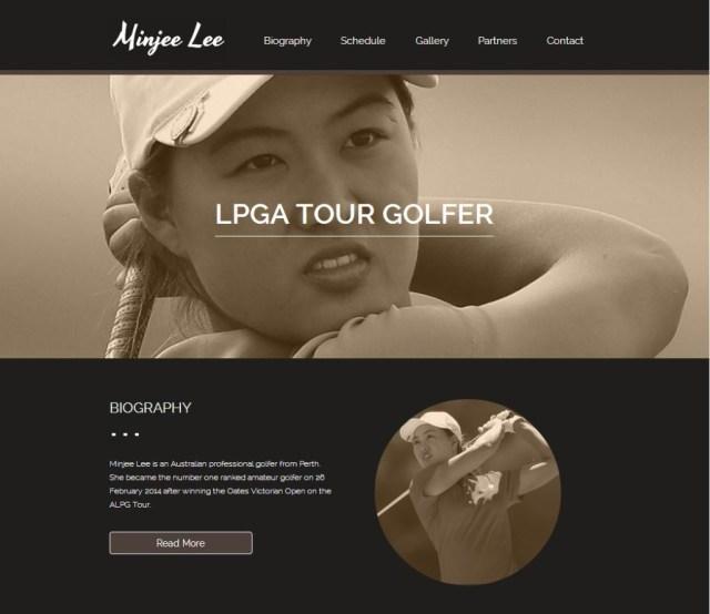 LPGA Q School Medalist Minjee Lee