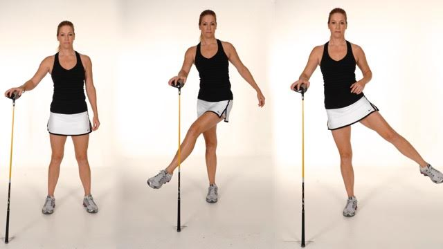 golf warmup exercise