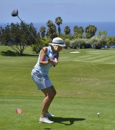 business golf for women