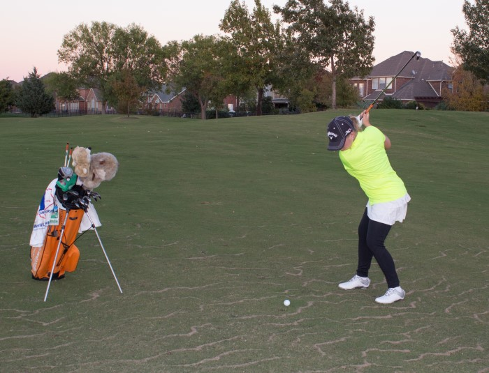How to Play Great Cold Weather Golf via @womensgolfcom