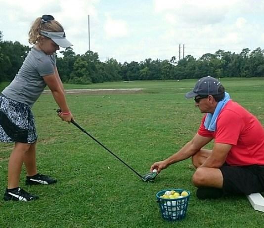 Bella Dovhey Girls Golf Feature