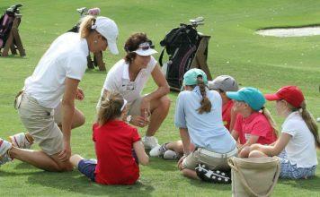 beth brown girls golf first tee