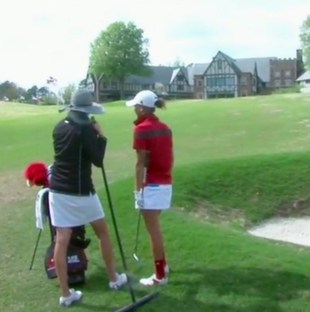katie mitchell college golf leadership