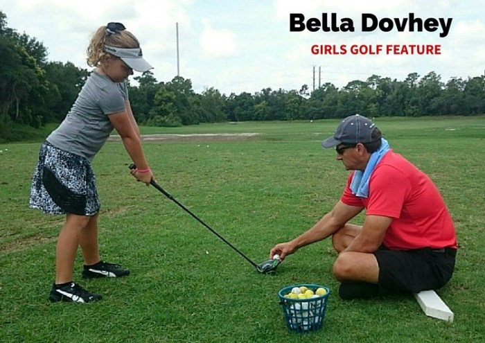 Bella Dovhey – Girls Golf Featured Player