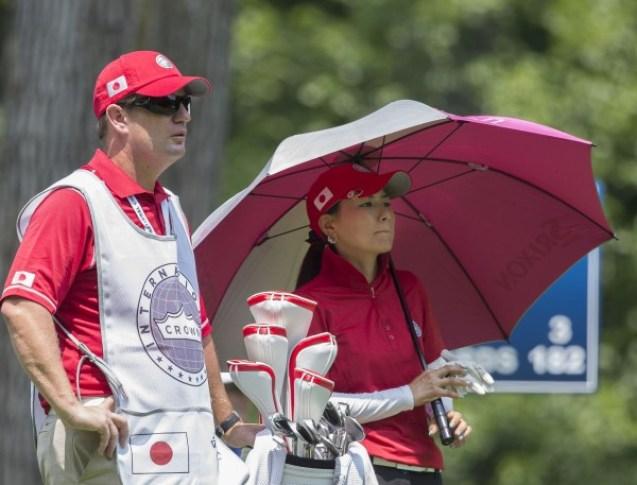 Ai Miyazato LPGA International Crown