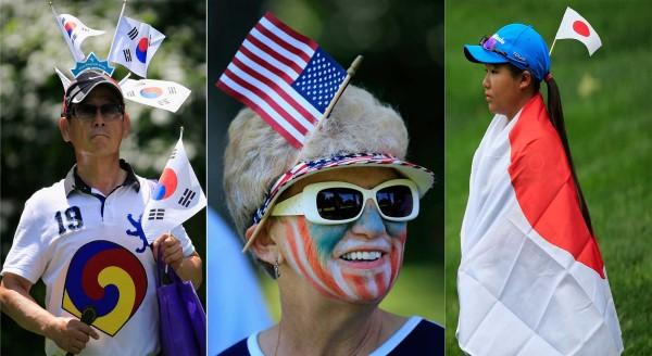 LPGA International Crown Fans