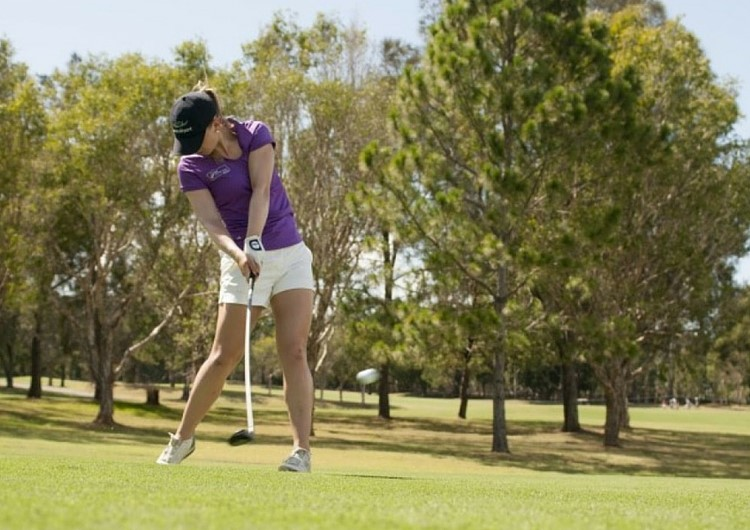 Sally Watson photos from Ladies Masters