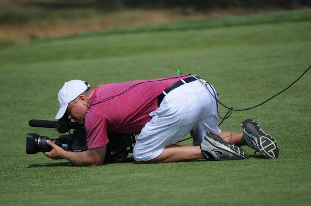 Anatomy of an LPGA TV broadcast