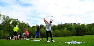 is junior golf good for kids