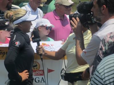 Brooke Henderson LPGA Tour