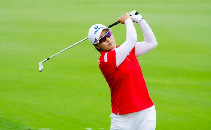Se Ri Pak womens golf LPGA