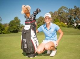 Amy Walsh David Burness Womens Golf
