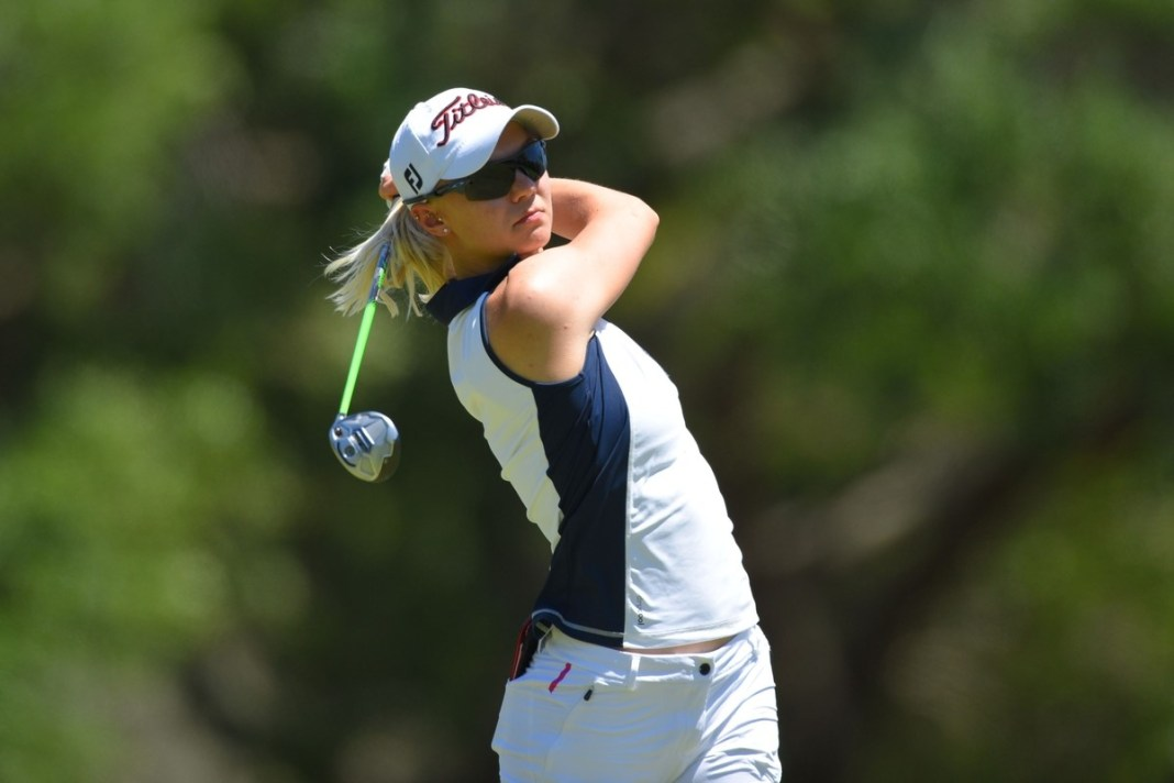 Madelene Sagstrom The Symetra Tour S Unstoppable Swede