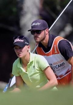 Madelene Sagstrom womens golf