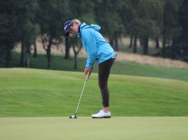 Amy Walsh Ladies European Tour Access Series