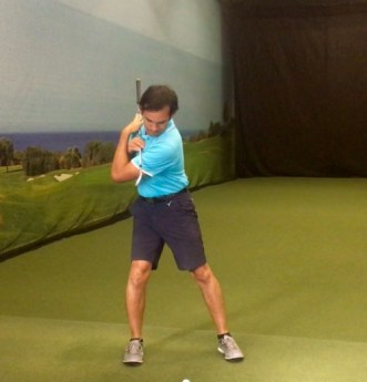 Improve Hip Mobility for a Better Swing