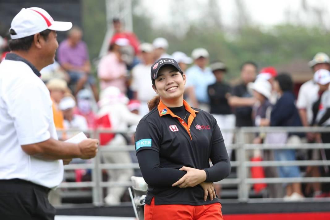 Ariya Jutanugarn Womens Golf