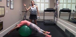 Karen Palacios Janson womens golf fitness videos