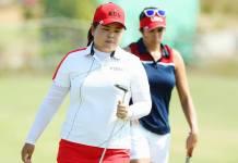 Inbee Park Womens Golf Nancy Berkley