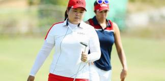 Inbee Park Womens Golf Nancy Berkley