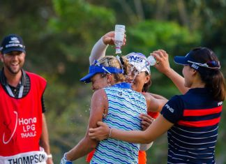 Lexi Thompson LPGA Results LPGA Tournament Womens Golf