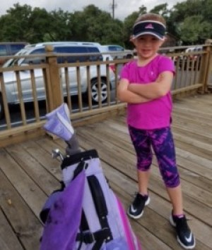 Mykayla Grace - Girls Golf feature