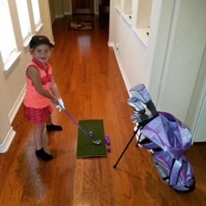 Womens Golf Girls Golf Mykayla Grace