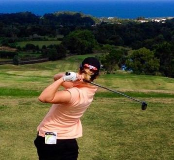 Amy Walsh Azores Ladies Open