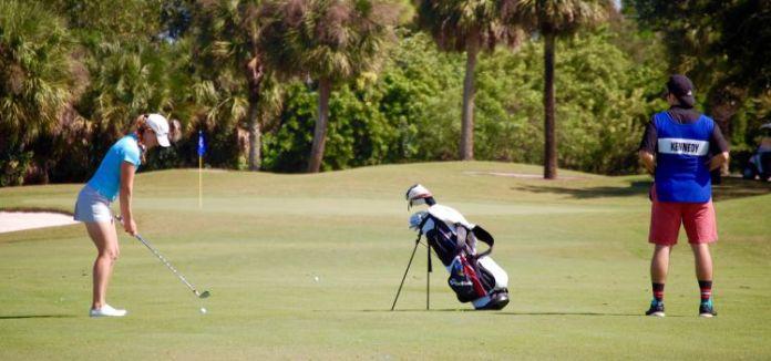 Casey Kennedy 2015 LPGA Qualifying Tournament