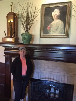 Patty Jewett Portrait Womens Golf