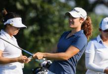 Brittany Benvenuto LPGA Rookies 2017 womens golf