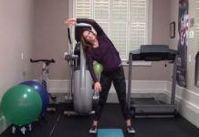 Karen Palacios-Jansen Groove your golf Swing Workout Golf Womens Golf
