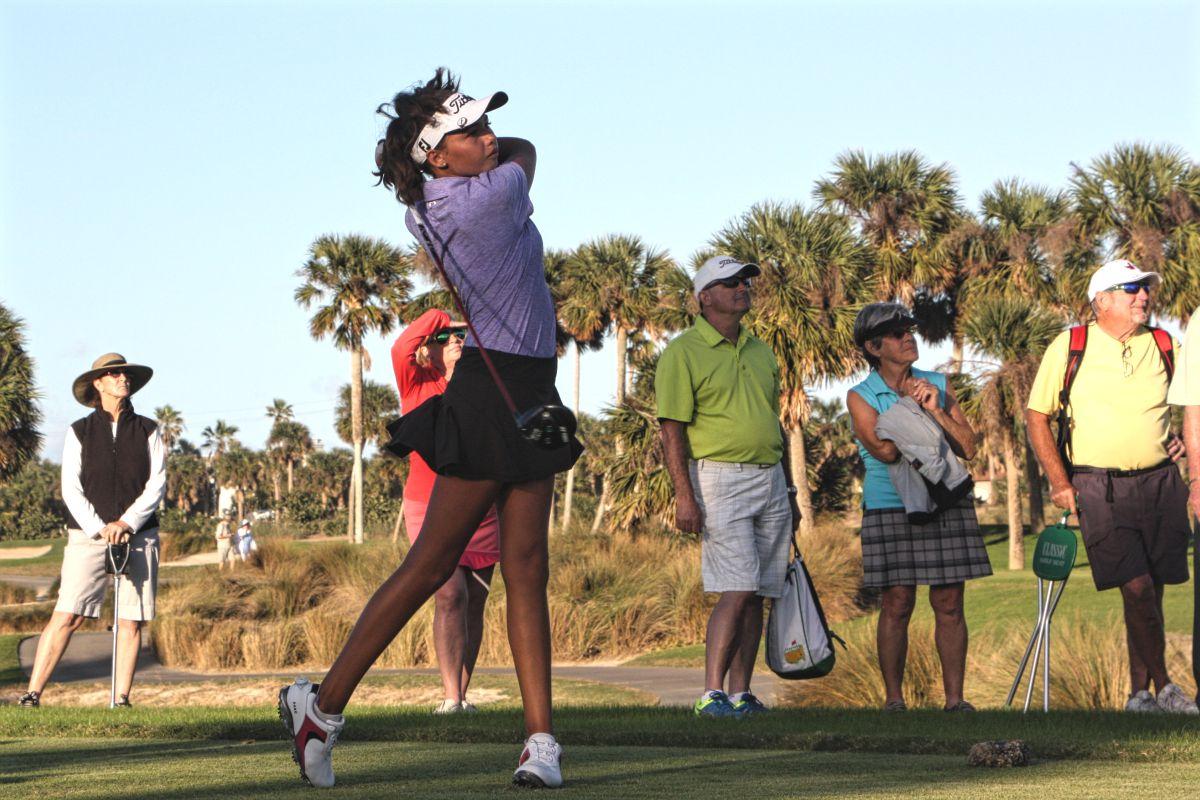 Golf's Next New Sensation – Alexa Pano