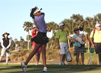 Alexa Pano Womens Golf Magazine Featured Player