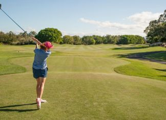 Hope Island Pro Am Womens Golf