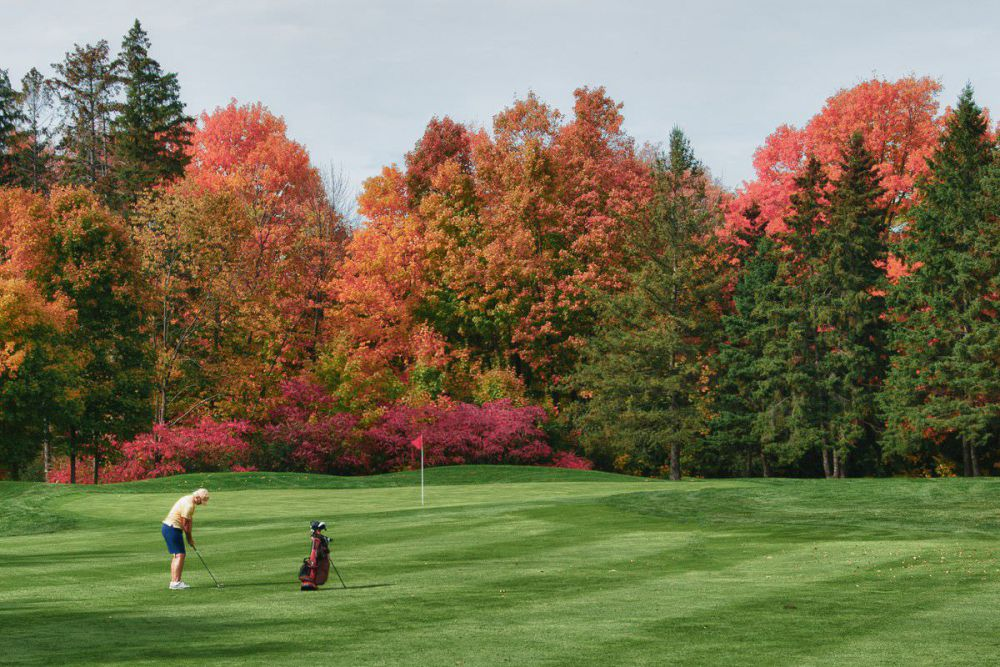 Ladies Golf Club of Toronto Autumn Margaret Auld