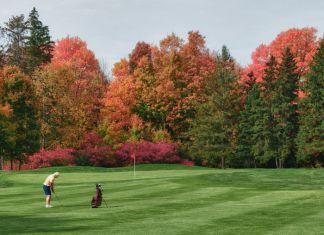 Ladies Golf Club of Toronto Autumn Margaret Auld