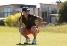 Mel Reid Golf Victoria