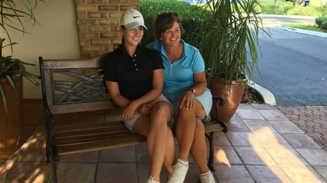 Megan Osland and Gail Graham