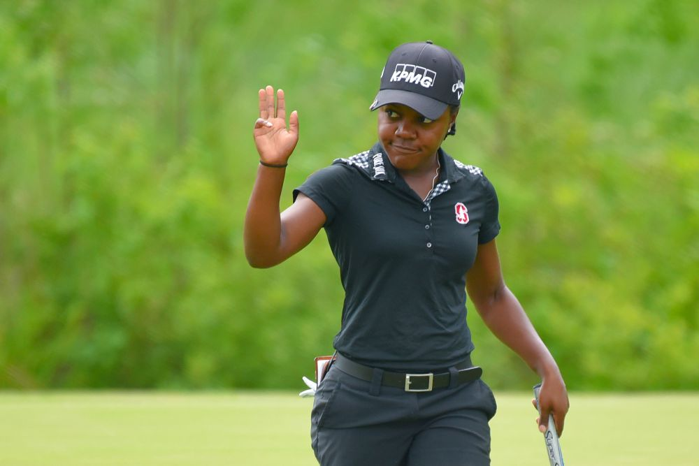 Mariah Stackhouse Symetra Tour Womens Golf Newsletter