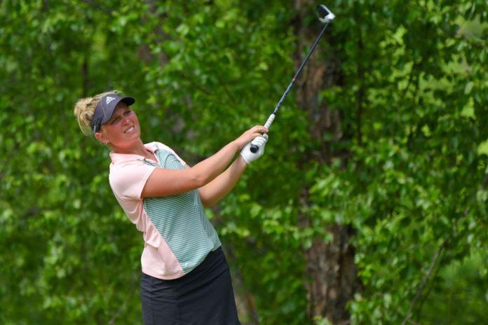 Nanna Koerstz Madsen symetra tour 2017 womens golf