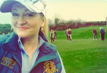 Kerry Cooper How to get more women playing golf