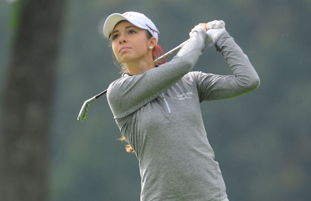 Sarah Bertram Brandi Jackson Womens Golf Newsletter