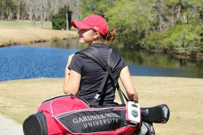 Sarah Bertram Womens Golf
