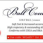 Ball Couture 12 per cent discount at checkout use code WGolf17