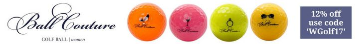 Dozen Ball Couture - 12 per cent off code WGolf17
