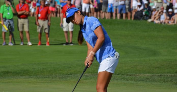 Danielle Kang Womens Golf Magazine and Newsletter