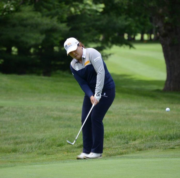 Inbee Park Womens Golf website